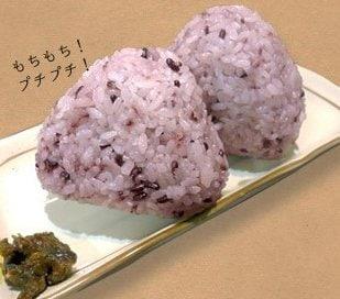 【高ポリフェノール】古代米・朝紫【高アントシアニン】500g