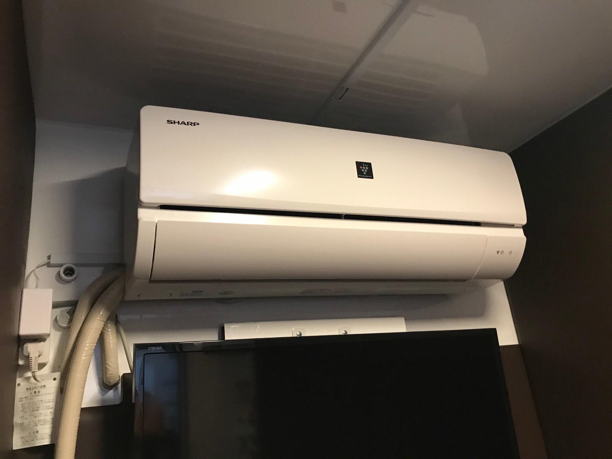 K様専用酸素ルームエアコン工事代金のイメージその1