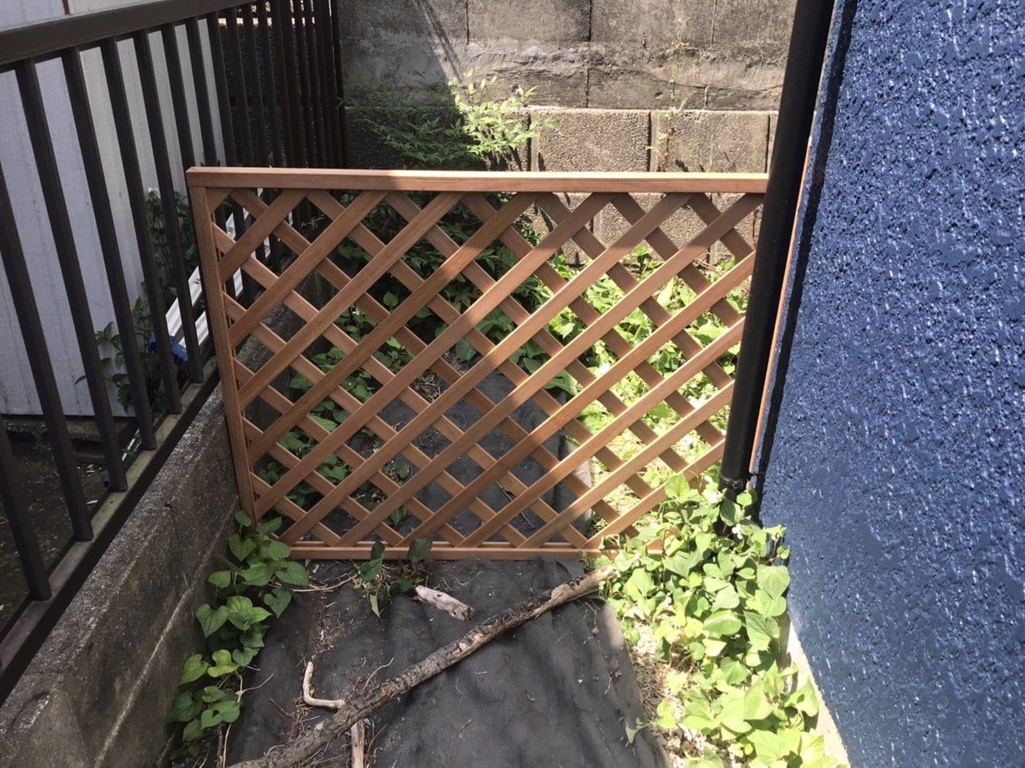 Y様専用裏庭扉設置工事のイメージその2