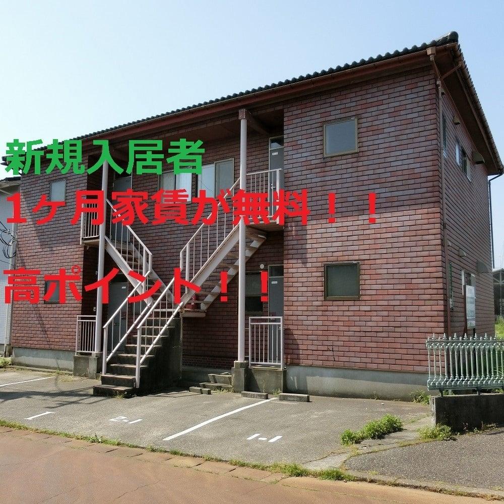 家賃1年チケット Mハイツ 新潟県燕市吉田弥生町38−21のイメージその1