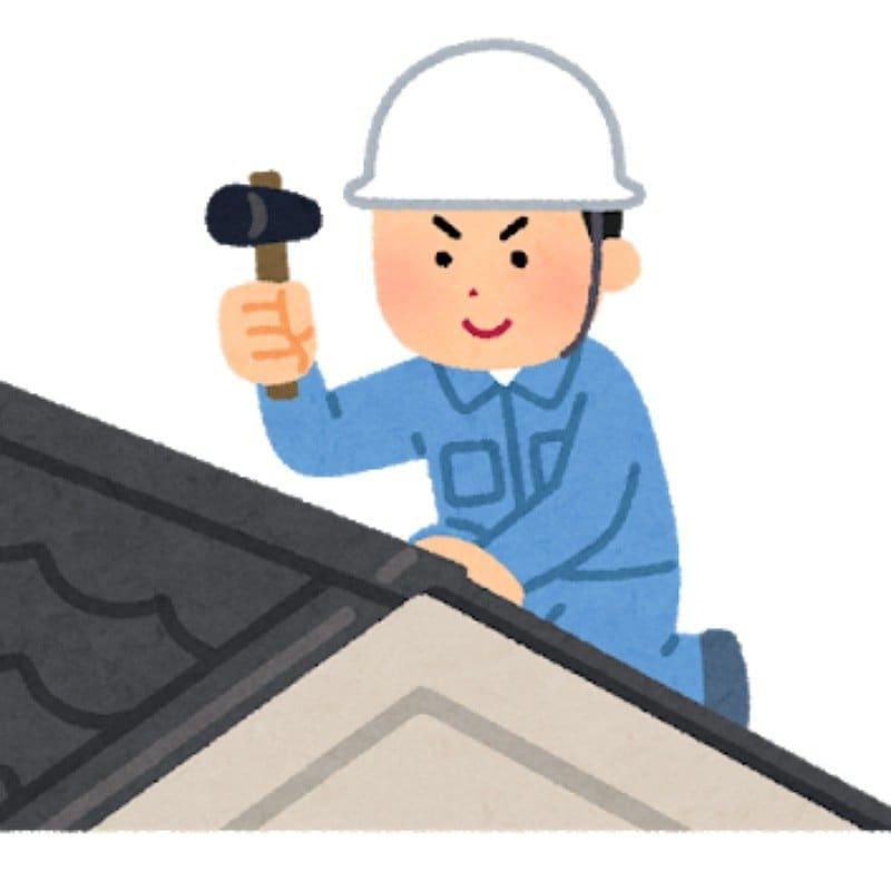 M様屋根瓦葺き替え工事チケットのイメージその1