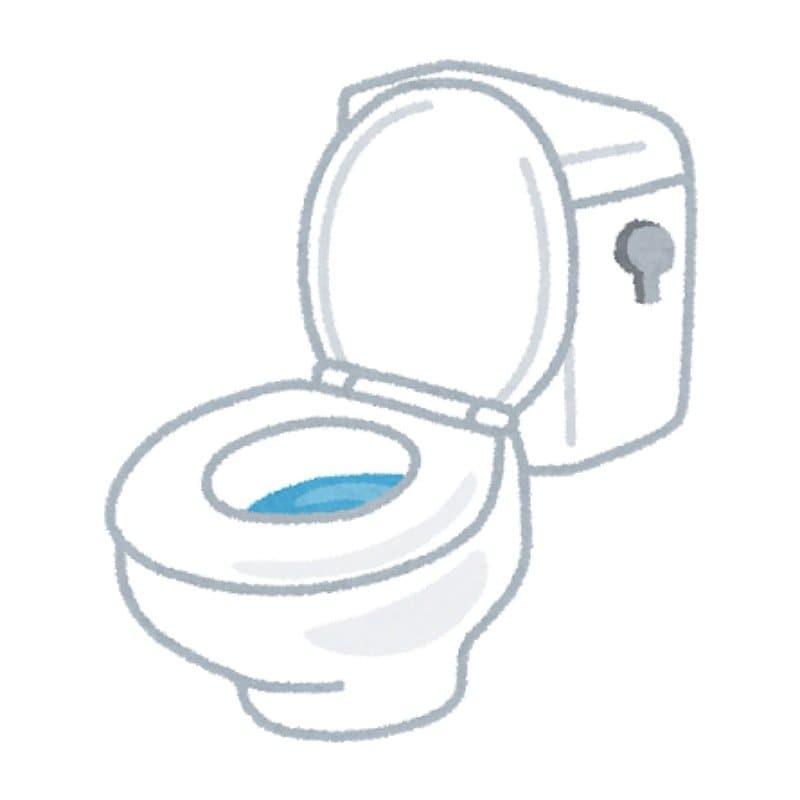 E様トイレ部品交換チケットのイメージその1