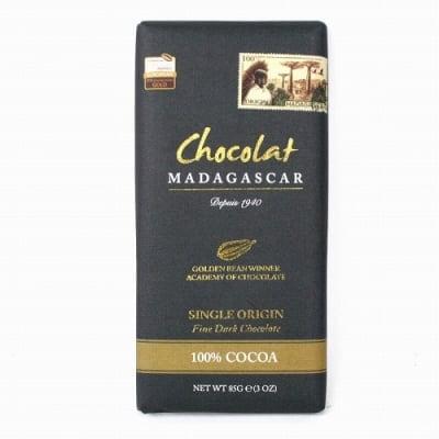 ショコラマダガスカル ダークチョコレート100%