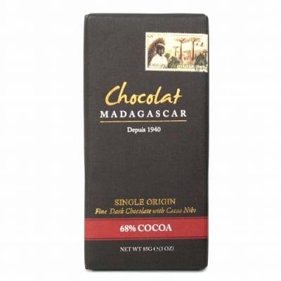 ショコラマダガスカル ダークチョコレート68% カカオニブ