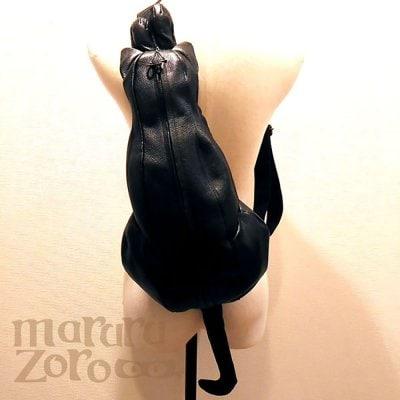 CHIGRACCI Ture-tette  ワンショルダー 猫バッグ 黒猫