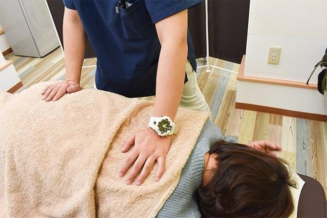 『慢性腰痛治療』新規利用の方HP限定価格(60〜80分)のイメージその1