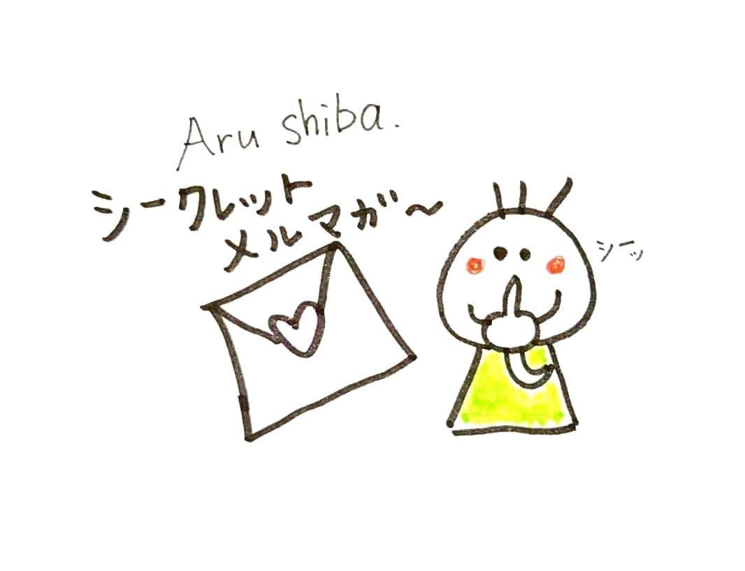 Aru shiba.シークレットメルマガ〜【2020年】■クレジットカード・ポイント使用NG■のイメージその1
