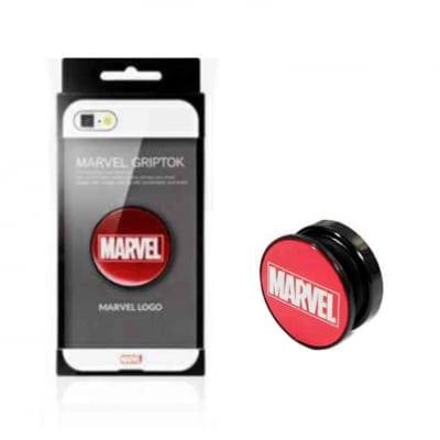 【MARVELグリップトック】マーベルスマホホルダー/アイフォン/iPhone/ギャラクシー/カバー/落下防止/スマホスタンド/キャラクター
