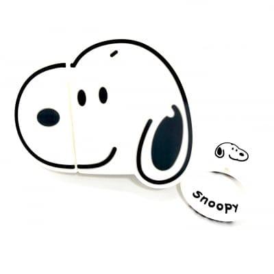 【AirPodsカバーケース】エアーポッズ/スヌーピー/おまけリング付き/キャラクター/シリコン素材/SNOOPY/プレゼント/apple