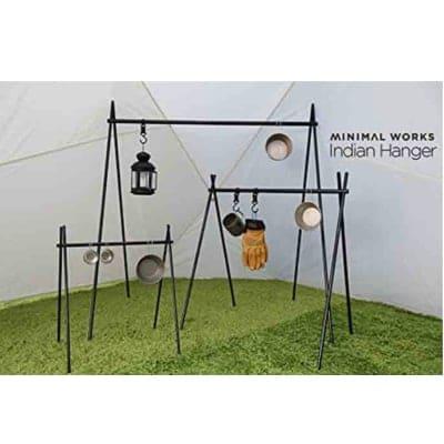 XLサイズ/MINIMAL WORKS/Indian Hanger/ミニマルワークス/インディアンハンガー/アウトドア/キャンプ用品の画像2