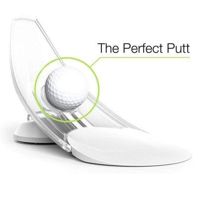 パター練習器 ゴルフ 景品 パターマット 4.25インチ 標準サイズ 練習器具 コンペ賞品 パット練習 ボール ストローク アイアン ドライバー プレゼント