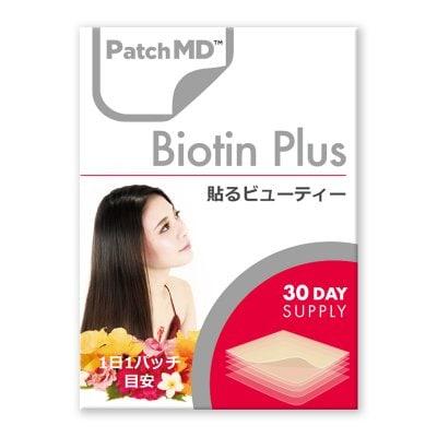 【送料無料】美しい髪やお肌に!【正規品】Patch MD パッチMD 貼るビューティー