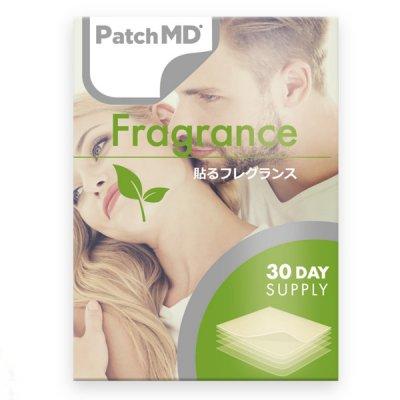 《日本公式代理店》【送料無料】加齢臭が体臭が気になる方『Patch MD パッチMD 貼るフレグランス』 消臭 体臭 口臭