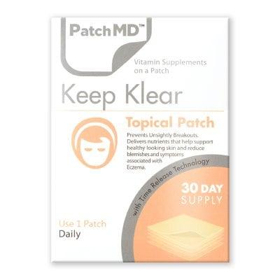 《日本公式代理店》【送料無料】ニキビや乾燥肌・吹き出物に!『Patch MD パッチMD キープクリア』