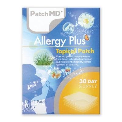【送料無料】アレルギー対策【正規品】Patch MD パッチMD アレジー PLUS