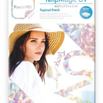 【送料無料】紫外線や日差しが日焼けが気になる方に!【正規品】Patch MD パッチMD 貼るテンプマジック UV