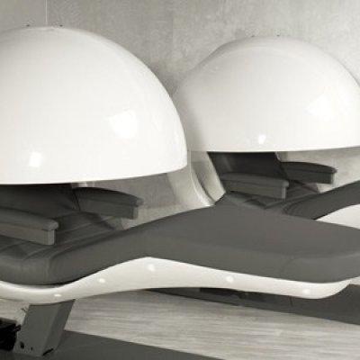 遂に日本初上陸!エナジーポッド〜パワーナップ仮眠専用チェア  世界の大企業が導入している! 健康/仕事効率向上に間違いなしストレスなし!