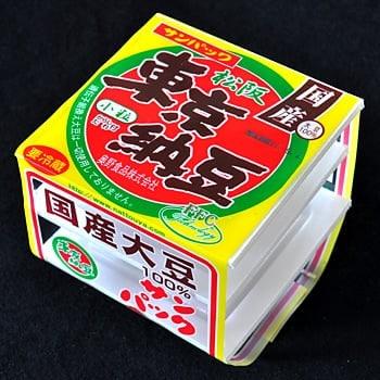 【送料無料】東京納豆サンパック30個入り
