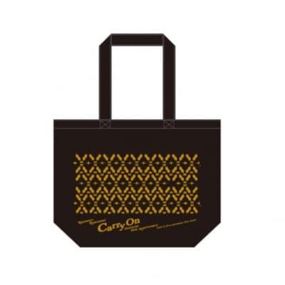 【熊本応援】小南数麿30周年Goods「Carry Onトートバッグ」