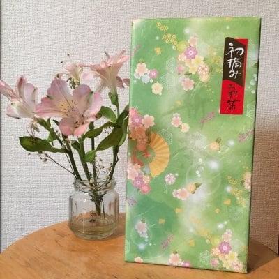 静岡県菊川市の美味しい初摘み新茶2020年