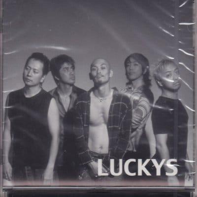 【在庫限り】LUCKYS DVD「LUCKYS」