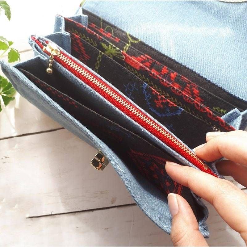「長財布」フルオーダー依頼チケット(写真は一例です)のイメージその2