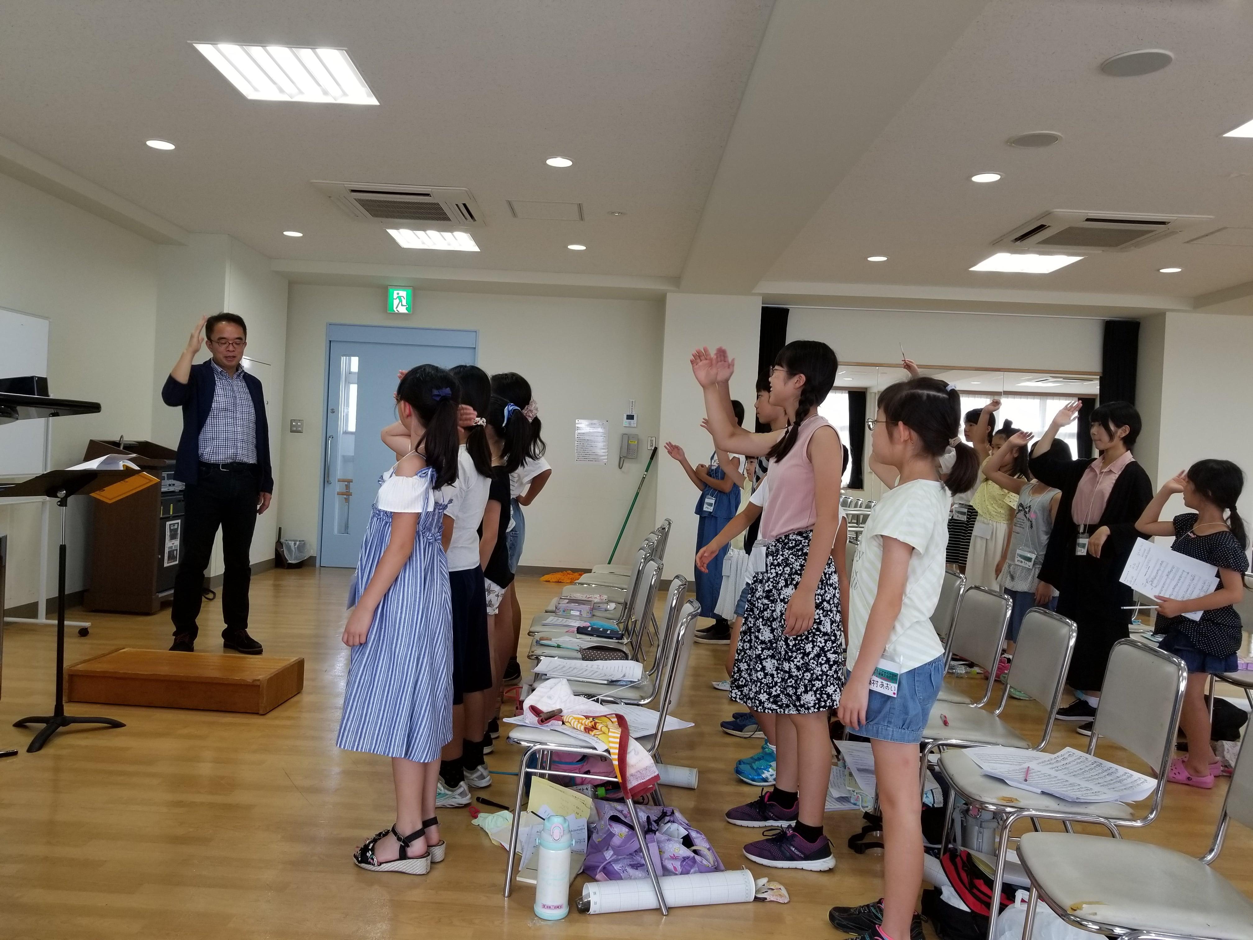 千葉ジュニアオペラ学校2020夏休み⭐︎コロナに負けるな!音楽で元気に!⭐︎ ZOOM開催のイメージその3