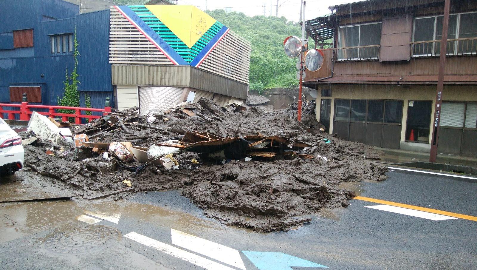 【7月豪雨災害支援】静岡県熱海市に届け!支援の輪!のイメージその3