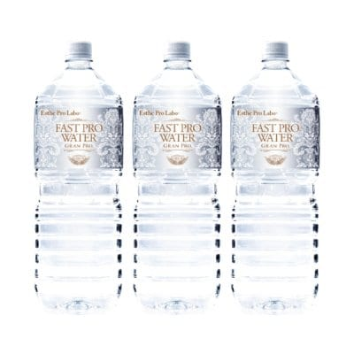 【店頭お渡し】水素水/エステプロ・ラボ『ファストプロウォーター』(2l×6本)