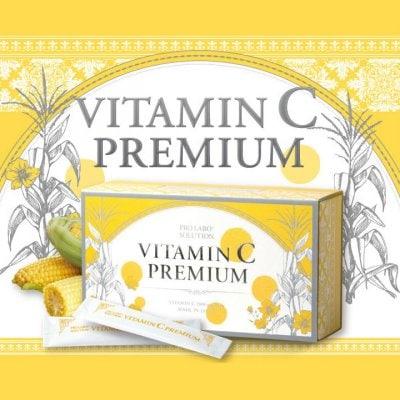 【店頭お渡し】ビタミンCサプリメント/エステプロ・ラボ『ビタミンCプレミアム』(30包入り)