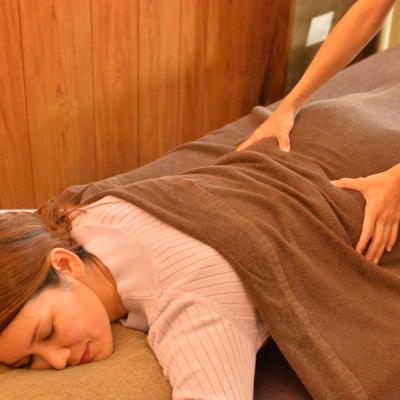 首・肩・身体の体質改善調整