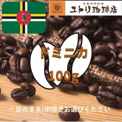 ドミニカ 100g【自家焙煎コーヒー豆】