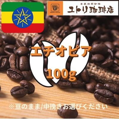 エチオピア 100g【自家焙煎コーヒー豆】