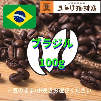 ブラジル 100g【自家焙煎コーヒー豆】