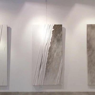 [複製]現代美術作家 Yuko Yamamoto アート№3