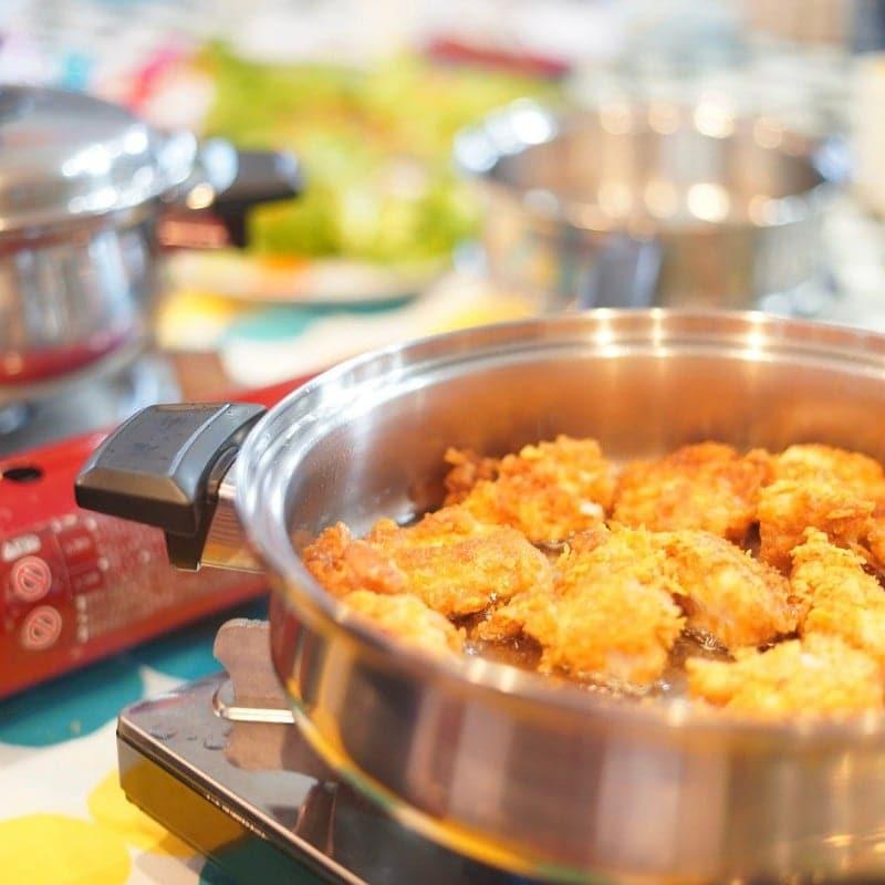 楽しく!美味しく!令和第7段「リスペース」イベント!ロイヤルクイーンのお料理教室♪ お土産付き!のイメージその1