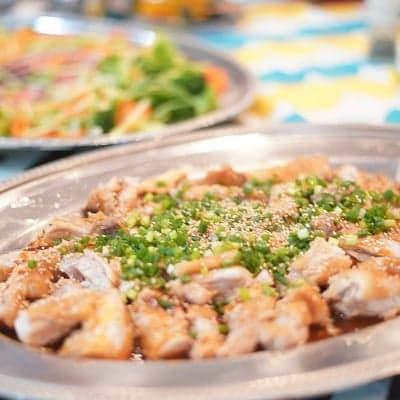 楽しく!美味しく!冷和第9段「リスペース」イベント!ロイヤルクイーンのお料理教室♪ お土産付き!