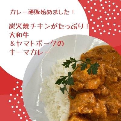 オリジナルキーマカレー(200g入)×5食セット|備長炭イタリアン創特製大...