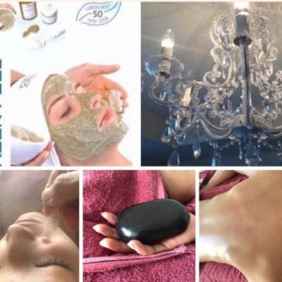オーガニック・ハーブ・グリーンピール5days・シュラメック・ホームケア専用・化粧品4点セット付・シミ・美白・たるみ・ハリ・ 弾力がみなぎる・美肌・小顔・リフトアップ・