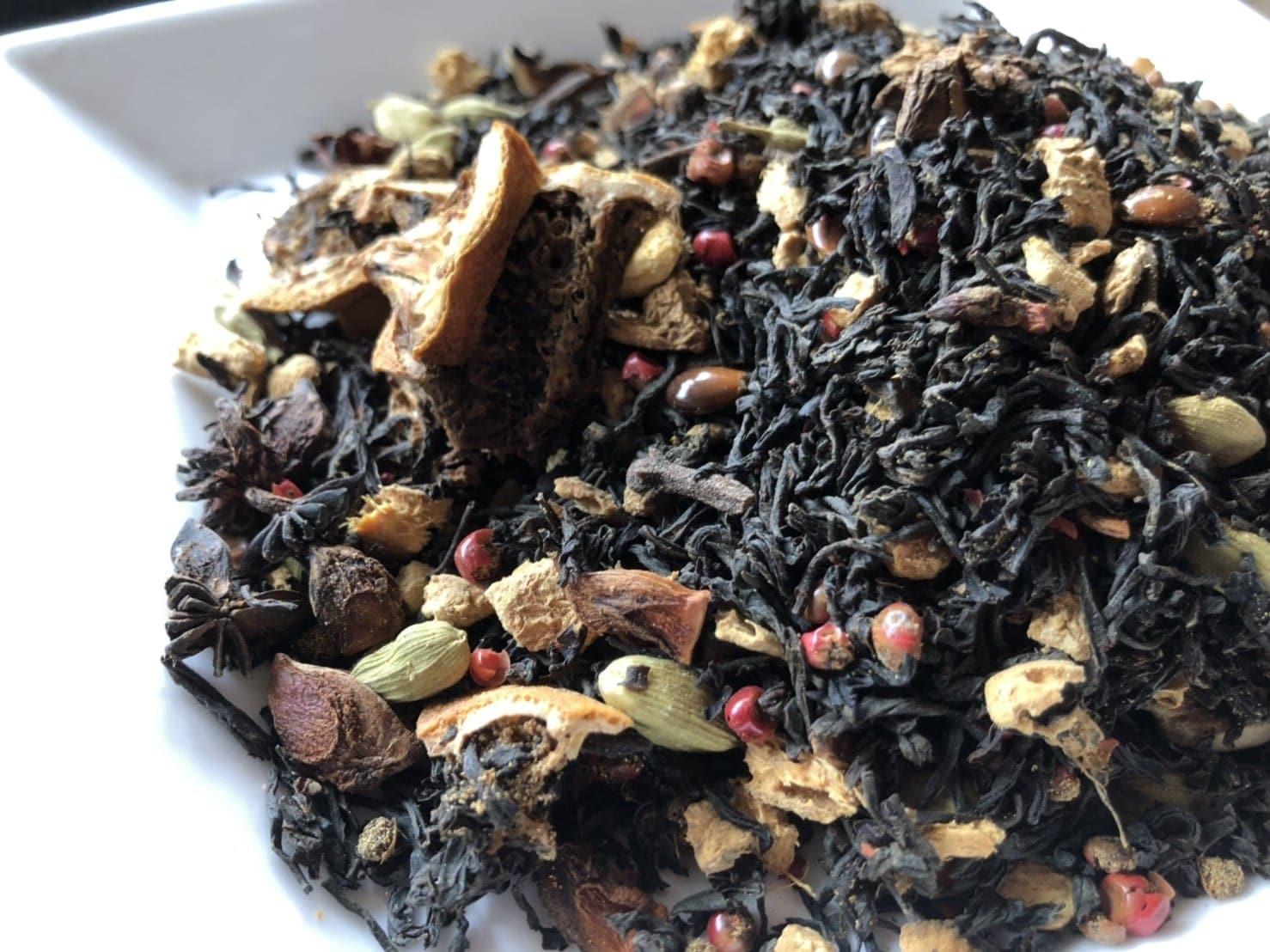 白金・本場インドの美味しいチャイを楽しむ紅茶セミナー1月28日のイメージその1
