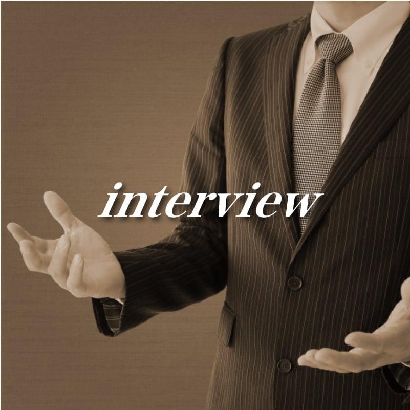 <沖縄本島限定>インタビュー動画製作(撮影:2時間・映像時間:15分以内)のイメージその1