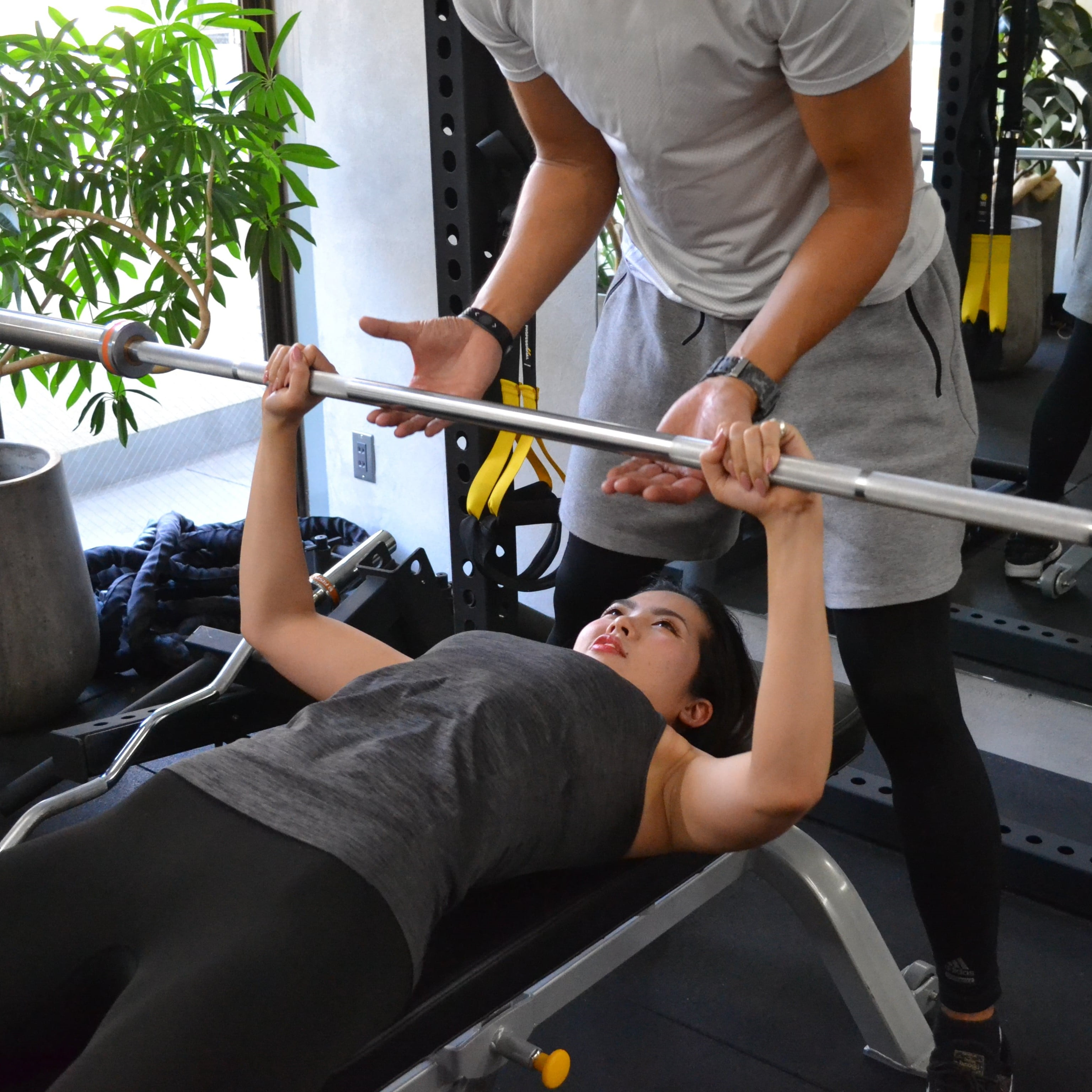 パーソナルトレーニング姿勢矯正ストレッチ付き[1回90分前後]のイメージその3