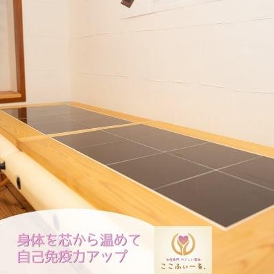 【現地払い専用】陶板浴(テラヘルツ波温熱)