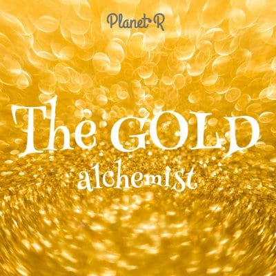 The GOLD-alchemist- (Original Blend)エジプト香油