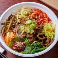 カルビ丼 Japanese Beef Kalbi Rice Bowl