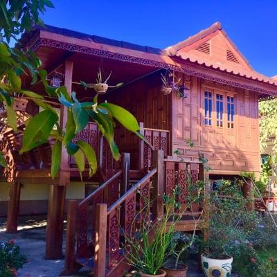 チェンマイ ゲストハウス Chamchan Holiday Home 〜 Cottage B 1泊 5名様まで 朝食付