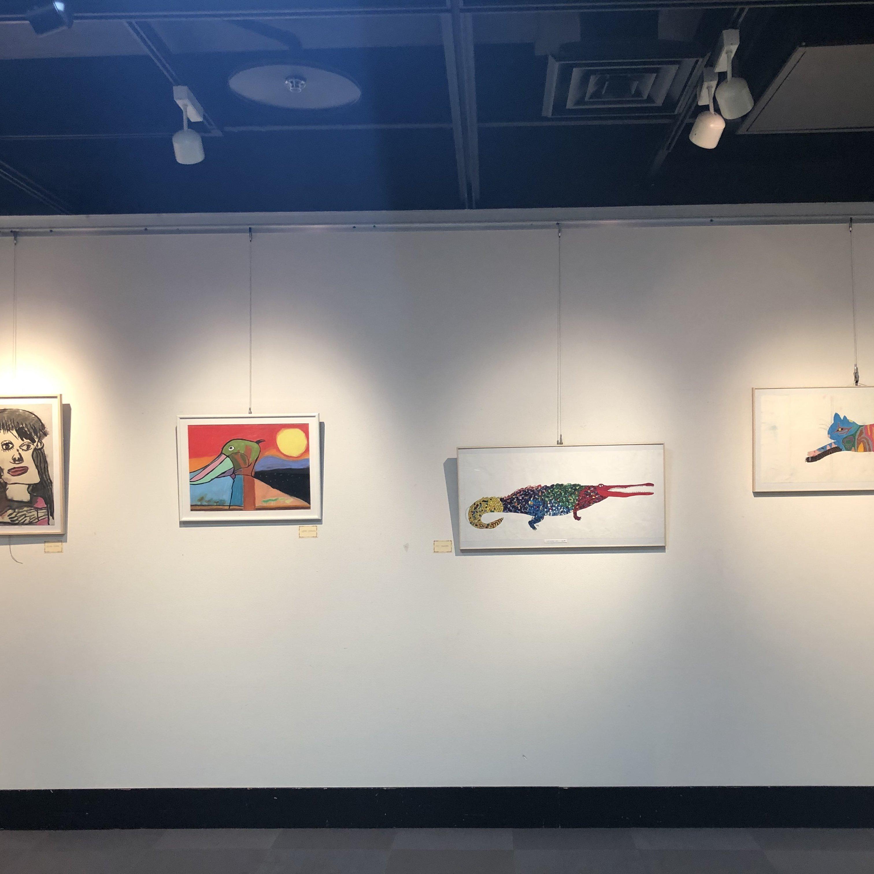 ニューヨーク展示会★応援募金 アウトサイダーアート展2022のイメージその5