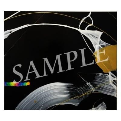 エナジーポートレート 海外でも活躍する福岡の画家、八坂圭があなたの光を描きます あなただけの肖像画 正方形 サイズ 53×53cm