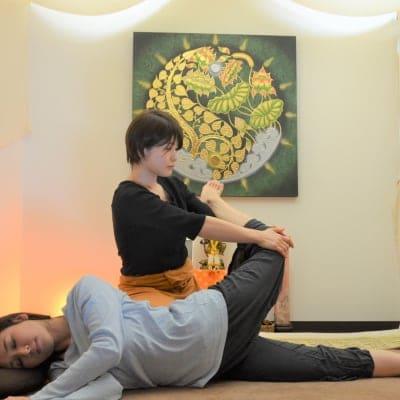 タイ古式マッサージクラスLV.3/Asian relax WaiTea【福井県鯖江市】【駅近】【駐車場有】