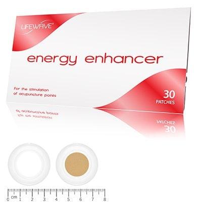 【LIFE WAVE】運動パフォーマンス向上♪Energy Enhancer Patches